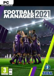 Football Manager 2021 + FM2021 TOUCH [RU] key Steam