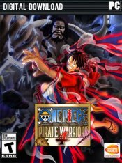 One Piece: Pirate Warriors 4 Asia key Steam