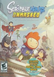 Scribblenauts Unmasked: A DC Comics Adventure Steam